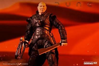 Dune Action Mcfarlane Toys Rabban Figures Bautista