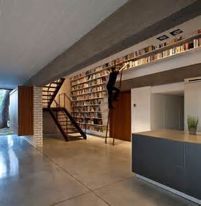 home interior book bookshelf