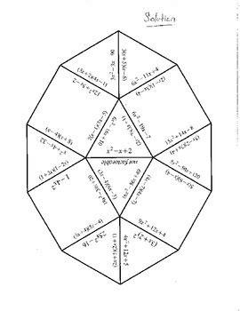 factoring puzzle tarsia  scott watts teachers pay