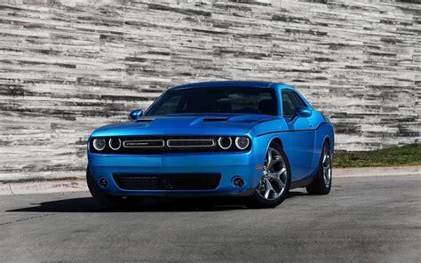 2015 Car Wallpaper Hd by 2015 Dodge Challenger Blue Wallpaper Hd Car Wallpapers