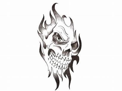 Tattoo Skull Transparent Pluspng