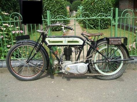 1923 Triumph Model H Classic Motorcycle Pictures