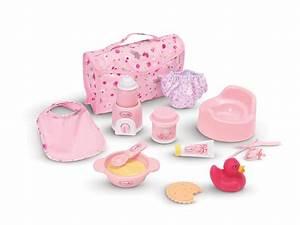 Accessoires Pour Poupon : corolle mon premier grand coffret accessoires pour ~ Premium-room.com Idées de Décoration