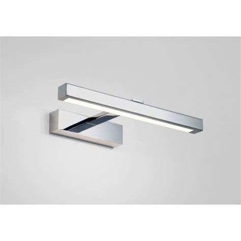 astro lighting kashima 350 led bathroom wall fitting in polished chrome finish castlegate lights