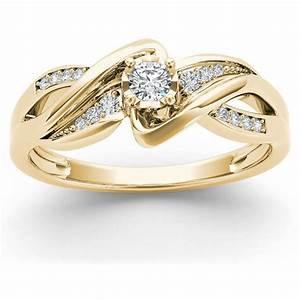 modern fake diamond rings wedding promise diamond With faux wedding ring sets