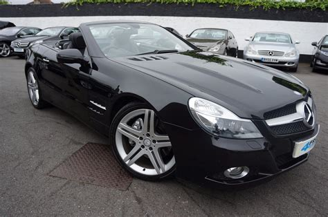 mercedes 350 sl used 2008 mercedes sl 350 3 5 automatic petrol 2 door cabriolet for sale in pistonheads