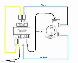 66 Chevy Truck Wiper Wiring Diagram 2 Speed