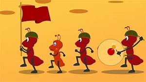 One By One : the ants go marching one by one song youtube ~ Medecine-chirurgie-esthetiques.com Avis de Voitures