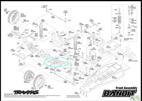 Traxxa T Maxx Steering Diagram by Traxxas How To Use Spare Parts Exploded View Sheets