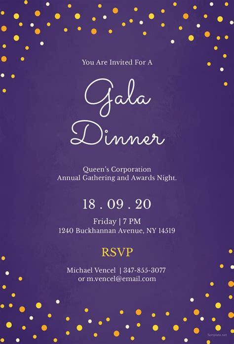 dinner invitation template   psd vector eps ai