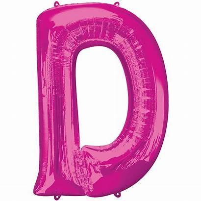 Letter Pink Balloon Giant Kit Foil Pride