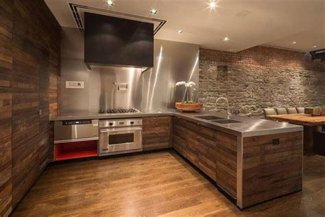 wood wall kitchen diy wood pallet wall ideas and paneling