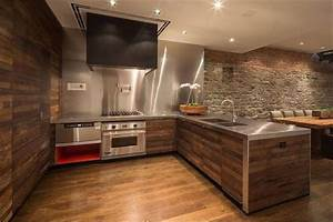diy wood pallet wall ideas and paneling With what kind of paint to use on kitchen cabinets for metal exterior wall art