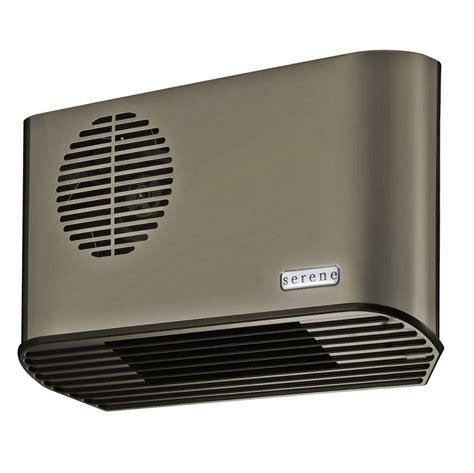 Bathroom Extractor Fan New Zealand by Bathroom Fan Heater Serene S2088a All Metal 2 4kw