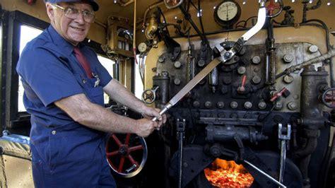 Steam Train Driver Experience