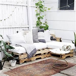 Comment Faire Un Canapé En Palette : comment faire un canap en palette le tuto diy ~ Dallasstarsshop.com Idées de Décoration