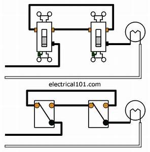 how to troubleshoot 3 way switches electrical 101 With wiring methods quiz