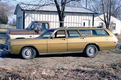 1966 Dodge Polara Station Wagon
