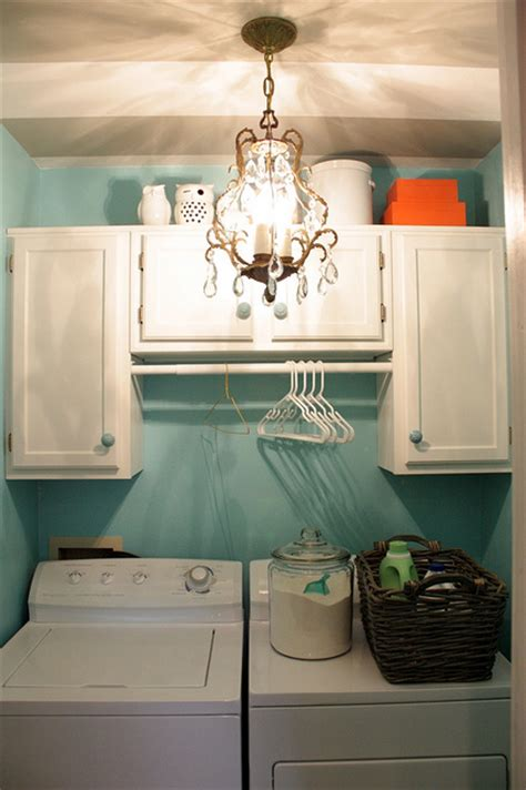 Cute Laundry Room  Pinterest Home Decor