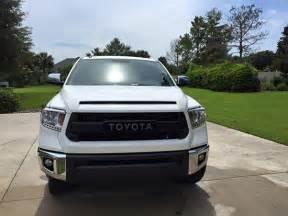 2015 Toyota Tundra TRD GrillPro