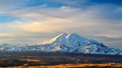 4k Mountain Elbrus Russia Mount Highest Tags