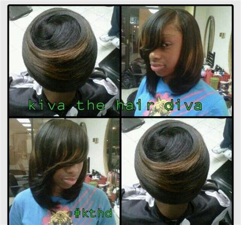 how to wrap up the weave hair