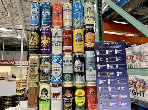 costco beer advent calendar  qualads