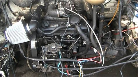vw transporter t4 1 9 tdi engine conversion