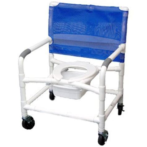 26 quot bariatric shower commode chair standard commode seat