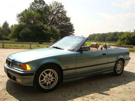 Purchase Used 1997 Bmw 328i Base Convertible 2door 28l