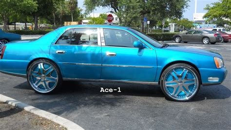 ace  arctic customs cadillac deville  ford mustang
