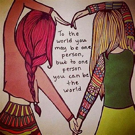 Pin by Natalia on BFF Drawings And Quotes | Best friend ...
