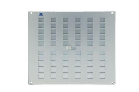 grille daeration reglable avec moustiquaire renson