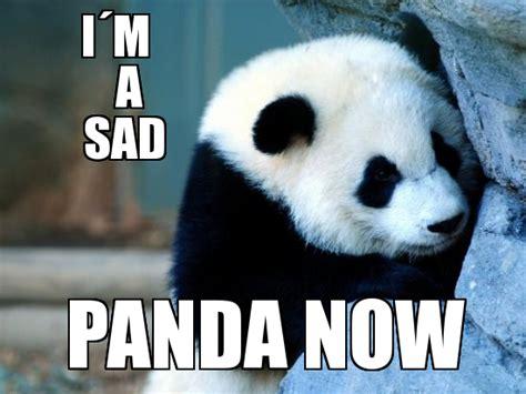 20 Crazy Adorable Sad Panda Memes