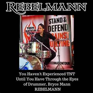 REBELMANN® to deliver powerful Anti-Bullying message on ...