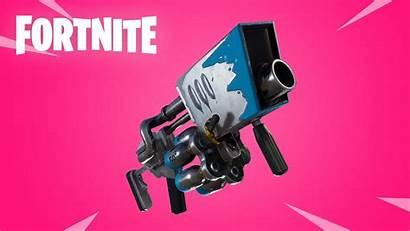 Fortnite Exotic Season Chill Launcher Weapon Dexerto