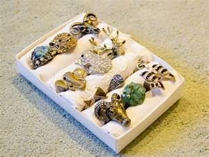 Idée Rangement Bijoux : 1001 id es pour fabriquer un porte bijoux soi m me ~ Melissatoandfro.com Idées de Décoration