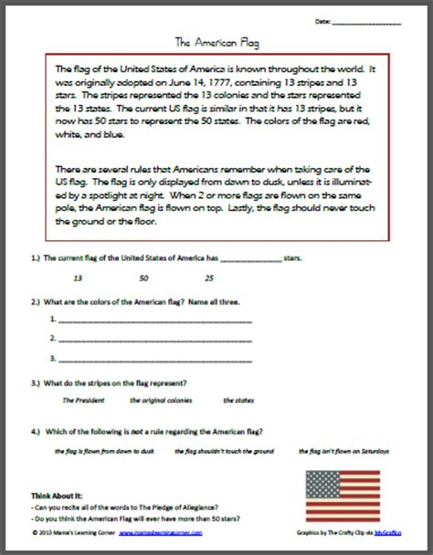 american history worksheets for grade eleanor