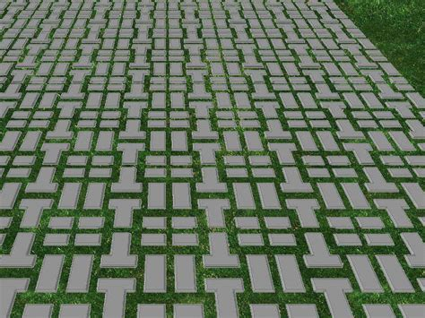 permeable driveway blocks grass permeable pavers ecological paving grass paver verde 330x330x120mm 2 3 pin my dream