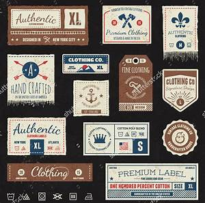 53 label design templates design trends premium psd With clothing label templates word