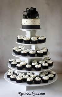 wedding cake and cupcakes wedding cakes on