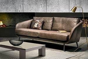 canape design annees 60 story With canape cuir marron design
