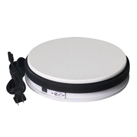 plateau tournant electrique pour vitrine plateau tournant 233 lectrique capacit 233 50 kg cook shop