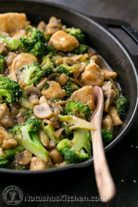 chicken and broccoli stir fry chicken broccoli and mushroom stir fry recipes for diabetes weight loss fitness