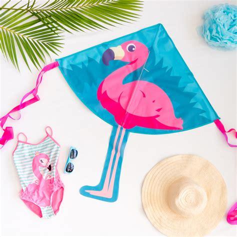 Flamingo kite - Zoom Kites