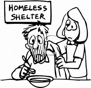 Homeless cliparts