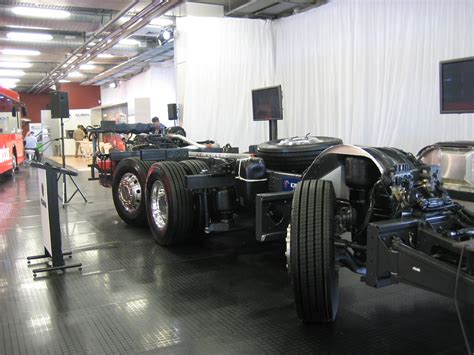 scania bus chassis   bus show shovelyjoe flickr