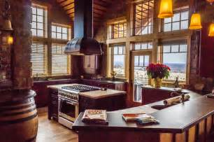 international home interiors brasada ranch style homes traditional kitchen other metro by design international