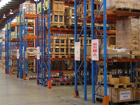 Second Hand Pallet Racking & Used Warehouse Racking
