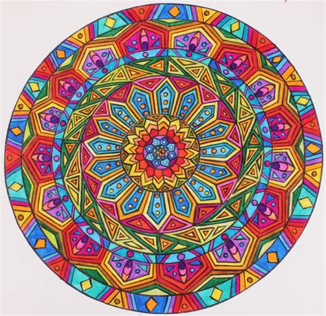 colorful mandala colorful mandalas https www pages healthy